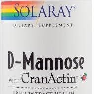 D-MANNOSE WITH CRANACTIN 60CPS SECOM