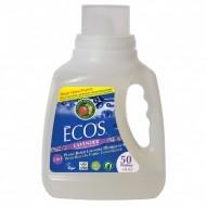 Detergent lichid pentru rufe superconcentrat cu lavanda 1,5L  Earth Friendly