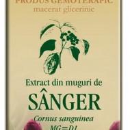 EXTRACT MUGURI SANGER 50ML Cornus sanguinea MG=D1    PLANTEXTRAKT