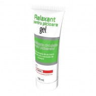 GEL RELAXANT PICIOARE 100ML Farmaclass