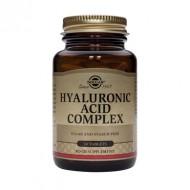 HYALURONIC ACID COMPLEX 120mg 30cpr SOLGAR