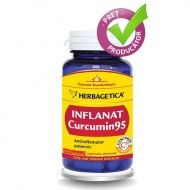 INFLANAT CURCUMIN 95 120cps HERBAGETICA