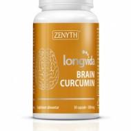 LONGVIDA BRAIN CURCUMIN 30CPS ZENYTH