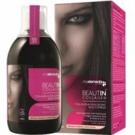 ME BEAUTIN COLLAGEN (CAPSUNI SI VANILIE.) 500ML  SOLGAR
