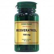 RESVERATROL 100MG 30CPS COSMOPHARM