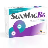 SUNMAG B6 40CPR SUN WAVE PHARMA