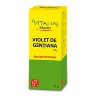 VIOLET DE GENTIANA 1% 25GR VITALIA PHARMA