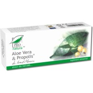 ALOE VERA&PROPOLIS  30CPS MEDICA