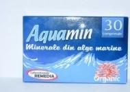 AQUAMIN - CALCIU ORGANIC 30cpr REMEDIA