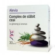CEAI SLABIT COMPLEX GINSENG&ANANAS 30DZ ALEVIA