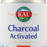 CHARCOAL ACTIVATED (CARBUNE MEDICINAL) 50CPS SECOM