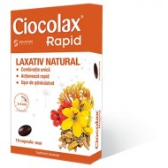 CIOCOLAX RAPID 10 CPS SOLACIUM PHARMA