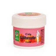 Crema  naturala cu GALBENELE  40g Santo Raphael