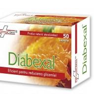 DIABEXAL 50CPS Farmaclass