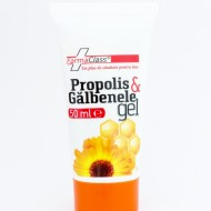 GEL PROPOLIS & GALBENELE 50ML Farmaclass