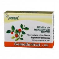 GEMODERIVAT  MERISOR DE MUNTE 30 monodz HOFIGAL