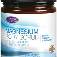 MAGNESIUM BODY SCRUB (EXFOLIANT)+ 266ML SECOM