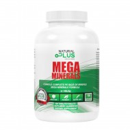 MEGAMINERALE 100CPR NATURAL PLUS