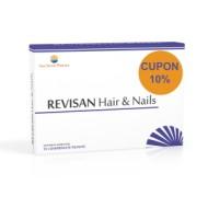 REVISAN HAIR&NAILS 15CPR SUN WAVE PHARMA