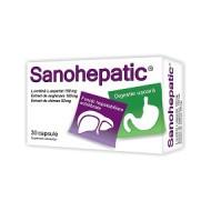 SANOHEPATIC 30 comprimate ZDROVIT