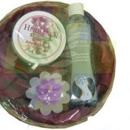 SET CADOU ''FACE&BODY SPA'' HERBAGEN