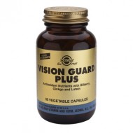 VISION GUARD PLUS veg 60caps SOLGAR
