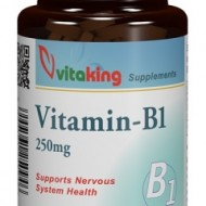 VITAMINA B1 250MG 60CPR Vitaking