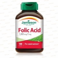 ACID FOLIC 1MG 100CPR JAMIESON