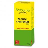 ALCOOL CAMFORAT 10% 40GR VITALIA PHARMA