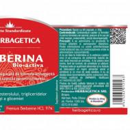BERBERINA BIO ACTIVA 60CPS HERBAGETICA