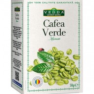 CAFEA VERDE 50GR VEDDA