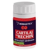 CARTILAJ DE RECHIN 60cps HERBAGETICA