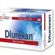 DIUREXAN 40CPS Farmaclass