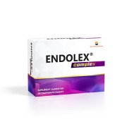 ENDOLEX COMPLEX 30CPS SUN WAVE PHARMA