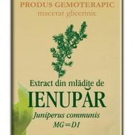 EXTRACT MLADITE IENUPAR 50ML Juniperus communis MG=D1   PLANTEXTRAKT