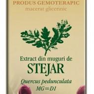 EXTRACT MUGURI STEJAR 50ML Quercus pedunculata MG=D1  PLANTEXTRAKT