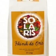 FAINA INTEGRALA DE ORZ 1kg SOLARIS