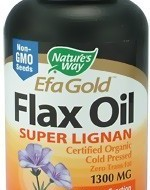 FLAX OIL SUPER LIGNAN(omega3\6\9) 100cps SECOM