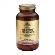 FORMULA VM PRIME FOR WOMEN 90cps SOLGAR