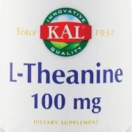 L-THEANINE 100MG 30CPR SECOM