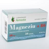 MAGNEZIU+B6 50CPS REMEDIA