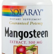 MANGOSTEEN EXTRACT 500mg 60 capsule vegetale Secom