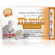 MUMIE EXTRACT PURIFICAT DE  RASINA 30CPS DAMAR GENERAL