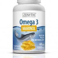 OMEGA 3 MARINOL 1000MG 60CPS ZENYTH
