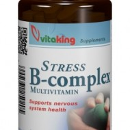 STRESS B COMPLEX 60CPR Vitaking