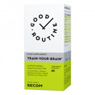 TRAIN YOUR BRAIN 60 CPS SECOM GOOD ROUTINE - SUPORT CEREBRAL