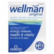 WELLMAN ORIGINAL 30TBL VITABIOTICS LTD