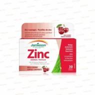 ZINC+ECHINACEEA, VITAMINA C SI D - CIRESE 30CPR MASTICABILE JAMIESON