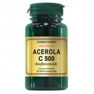 ACEROLA C 500MG 20CPR COSMOPHARM