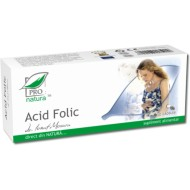 ACID FOLIC 30CPS MEDICA